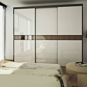Wardrobe With Sliding Door Wall Fit