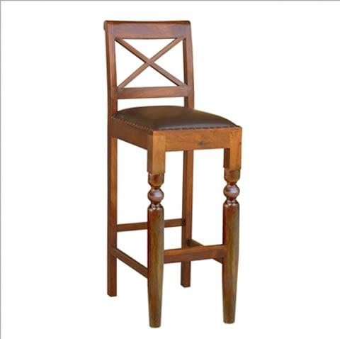 High Raise Wooden Chair