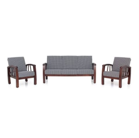 Olympia Wooden Sofa