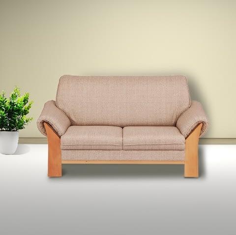 Conan Wooden Sofa