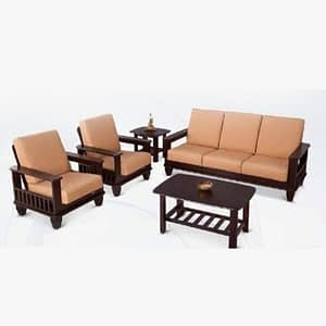 5 Sitter Sofa With Center Table